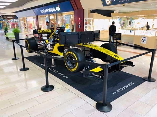 Simulateur Dynamique Formule 1